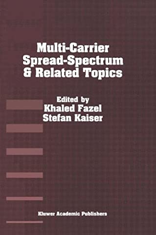 Multi-Carrier Spread Spectrum & Related Topics