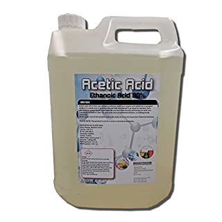 Acetic Acid 80% - Ethanoic Acid - 5 Litres