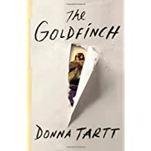 [ THE GOLDFINCH - LARGE PRINT ] Tartt, Donna (AUTHOR ) Oct-22-2013 Hardcover