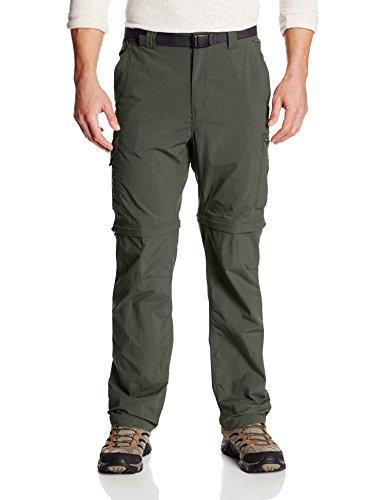 Columbia - Silver Ridge - Pantalon - Homme Verde (Gravel)