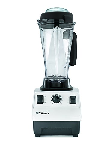 Vitamix Total Nutrition Center Blender, 2 L- White by VITAMIX -