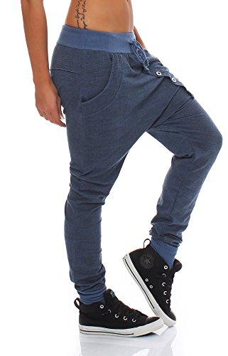 Moda Italy pantalones de chándal holgados pantalones novio de la mujer de moda  pantalones deportivos pantalones deportivos de algodón Corte amplio 807c19609ba65