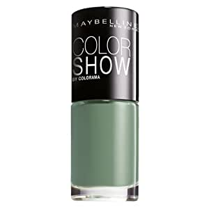Maybelline New York Color Show 652 Moss, 1er Pack (1 x 7 ml)