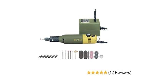 f549b10c764 Proxxon Micromot 50/E Drill/Grinder Set with Power Supply