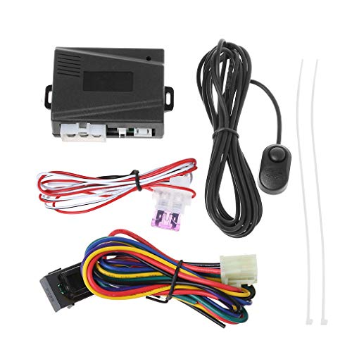 Guangtain Universal 12V Auto Auto Lichtsensor System Kontrolliert automatisch Lichtsensor