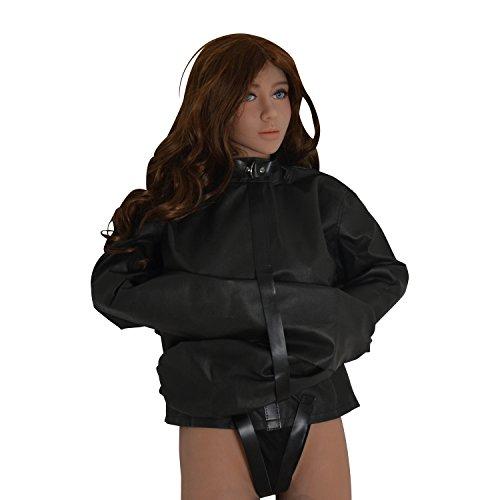 BDSM erotische Zwangsjacke für fesselnde Stunden 0068