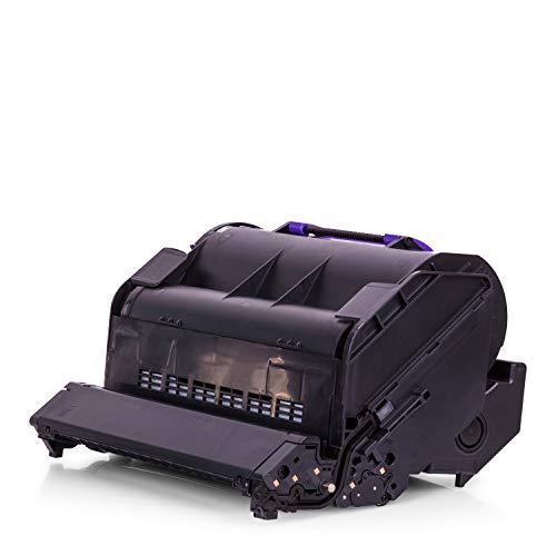 Inkadoo Toner kompatibel zu Oki B 721 DN, 45488802, Premium Drucker-Kartusche Alternativ, Schwarz, 18000 Seiten