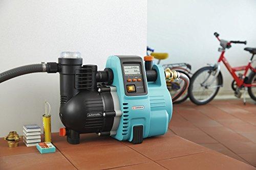 Gardena 5000/5E LCD Hauswasserautomat 1759 - 2