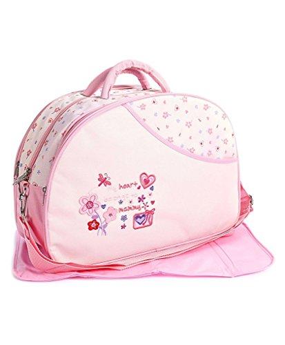 offspring outing mama shoulder diaper bag pink - 41EKMQmEQsL - Offspring Outing Mama Shoulder Diaper Bag Pink home - 41EKMQmEQsL - Home