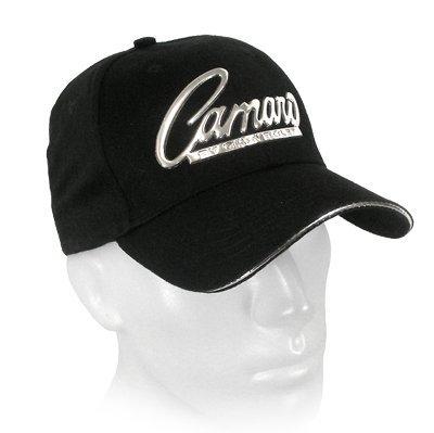 Chevrolet Camaro Liquid Metal Baseball Hat by Chevrolet