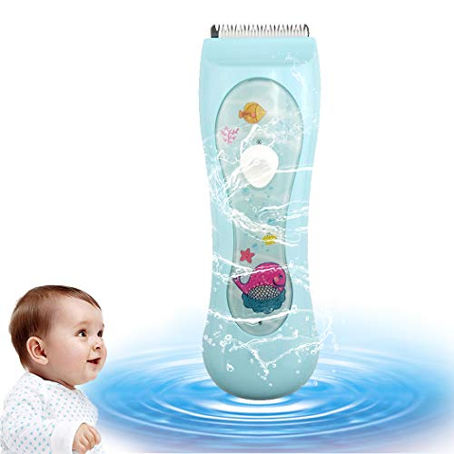 Cortapelos para bebé recargable
