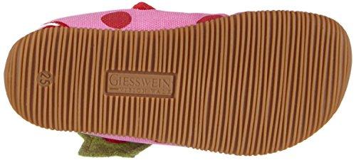 Giesswein Sonnleiten - Slim Fit, Chaussons hauts, non doublés fille Rose - Pink (orchidee / 330)