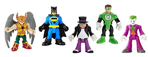 Fisher-Price Imaginext Dc Super Friends Heroes & Villains Pack by Fisher-Price