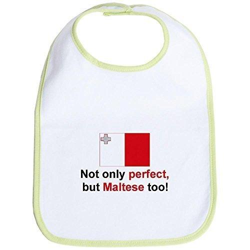 by CafePress CafePress Perfect Maltese Bib - Standard Kiwi