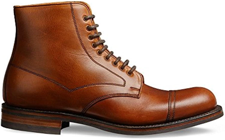 Jarrow R Land Derby Stiefel im englischen Tan Chromexcel LederJarrow Derby Stiefel englischen Chromexcel
