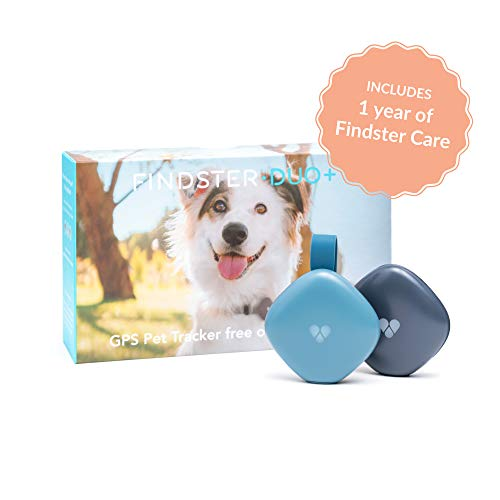 Findster Duo+ Pet Tracker -...