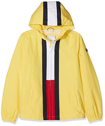 U Jacket Gold Fabricant14Garçon BlousonJauneaspen Hilfiger 718164taille Tommy Flag SUzpMV