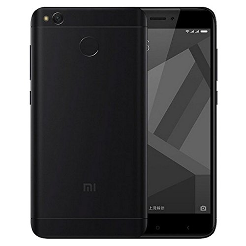 Xiaomi Redmi 4X Smartphone 5  4G 32GB Doble Sim  Con Google Play  Version Europea  Negro