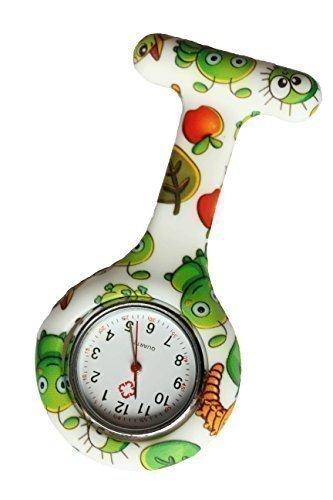 mangor-reloj-tipo-enfermera-cuarzo-silicona-redondo-orugas-hoja-color-blanco-y-verde