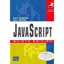 Guia de aprendizaje Javascript 5/e (Guías de bolsillo)