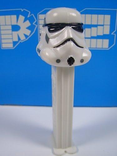 Pez Dispenser - Star Wars Storm Trooper by Pez Candy (Pez-star Wars-candy & Dispenser)