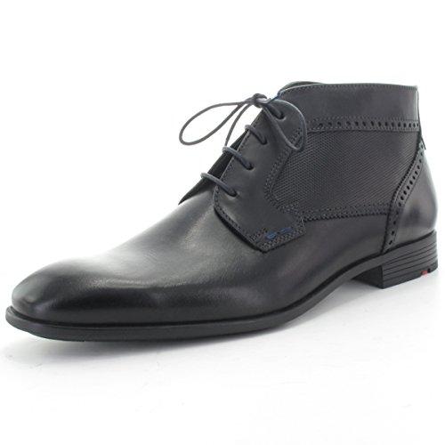LLOYD , Chaussures à lacets et coupe classique homme Schwarz