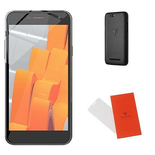 WileyFox Spark Plus - Smartphone libre Android (4GTLE, pantalla 5
