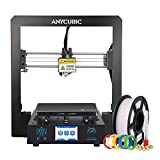 ANYCUBIC I3 MEGA 3D Printer Pre-assembled with Ultrabase hotbed and Touch Screen Large