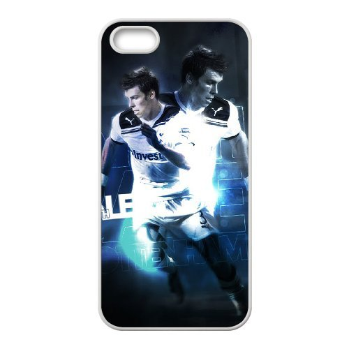 LP-LG Phone Case Of Gareth Bale For iPhone 5,5S [Pattern-6] Pattern-4