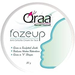 Qraa Fazeup Anti Cellulite Cream - 50 gm