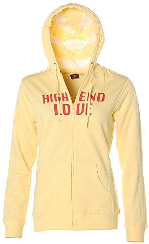 Hoody, gelb von BUFFALO Grösse 40/42