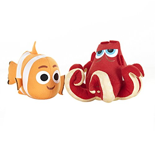Zoggs Kinder Finding Dory Nemo and Hank Characters Soaker Spielzeug Orange/Rot ()