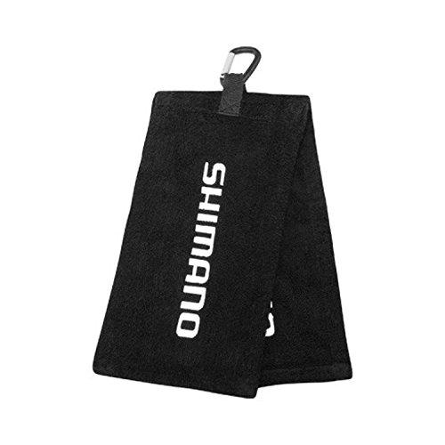 Shimano ac-060p Clip auf Angeln Handtuch Shimano 60x 15cm Schwarz 451927