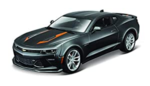 Maisto Chevrolet Camaro 50th Anniversary Gris 31385GY, Color