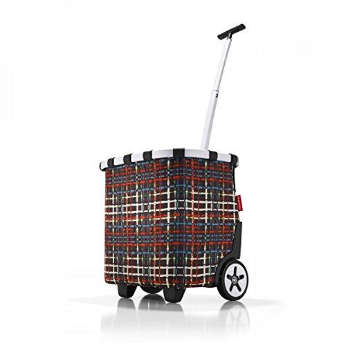 Reisenthel Carrycruiser Cruiser Trolley panier de courses Chariot–Choix de Couleur wool