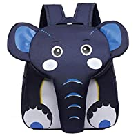 Baby Elephant Backpack Cartoon Children