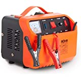 Röhr Battery Charger 10 Amp 6V / 12V DFC-10P Intelligent Turbo/Trickle with Battery Repair and Maintainer Technology