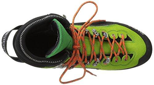 Salewa Ms Condor Evo Gtx (M), Bottines de randonnée homme Vert - Grün (0916 Black/Cactus)