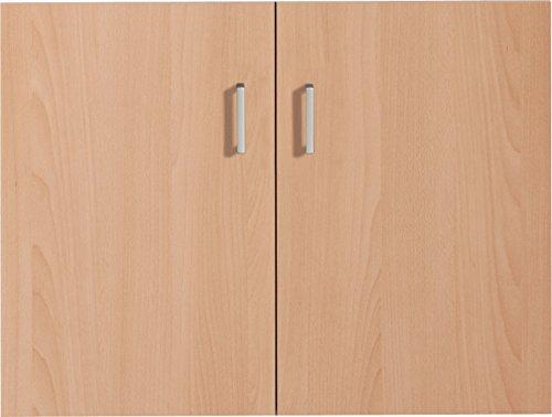 CSSchmal Soft Plus Türen Paar, Holz, buche, 68 x 1.5 x 51 cm