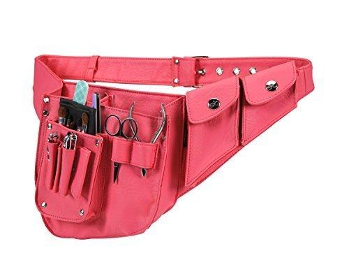 Seya Professional Nail Artist Tool Belt (Pink) by Seya Beauty (Belt Tool Artist)