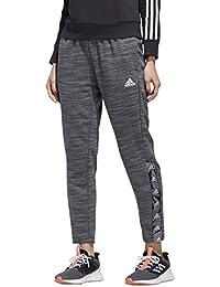adidas W E TPE PT Pantalón, Mujer, brgros/Blanco, M