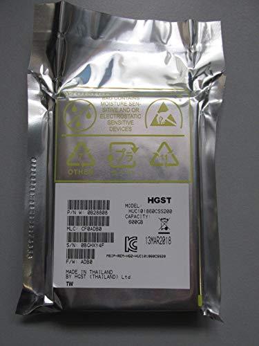 HGST 0B28808 - Ultrastar C10K1800 HUC101860CSS200 - Festplatte - 600 GB - intern - 2.5