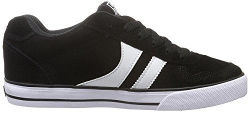 Globe Encore-2 Herren Sneaker Schwarz (Black/White)