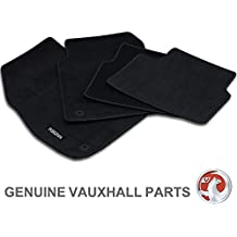 Genuine Vauxhall Insignia A Facelift Velour Carpet Floor Mats Set of 4 2014-2017