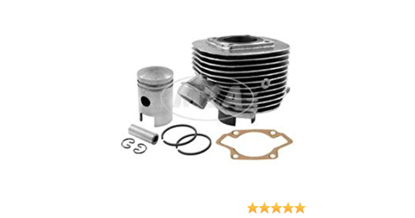 Set Zylinder Kpl Mit Kolben Im Einzelkarton Kr51 1 Schwalbe à 40mm 50ccm Auto