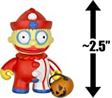 Ralph Wiggum Clown (Chaser): ~2.5' The Simpsons Treehouse of Horror x Kidrobot Mini-Figure Series by The Simpson