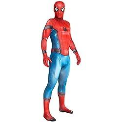 Morphsuits Disfraz de mlsphl 163–175cm oficial Spiderman Homecoming Fancy Dress Disfraz (tamaño grande)