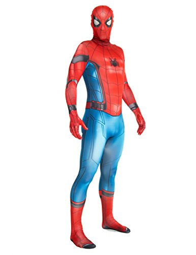 "Morphsuit MLSPHX Costume ufficiale Spiderman Homecoming"" da 176 – 185 cm (XL)"