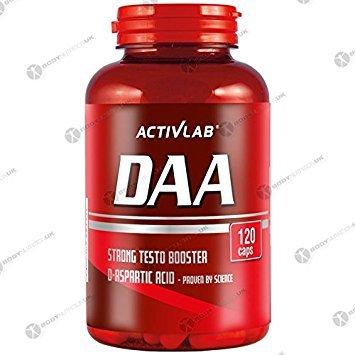 ACTIVLAB DAA STRONG TESTO BOOSTER D-ASPARTIC ACID 120 caps