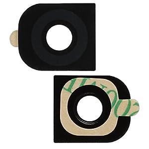 BisLinks® Schwarz Kamera Lens Glas Mit Klebstoff Ersatz Teil Für LG G2